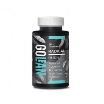 BioDermal GoLean Radical Burn 180 Capsules
