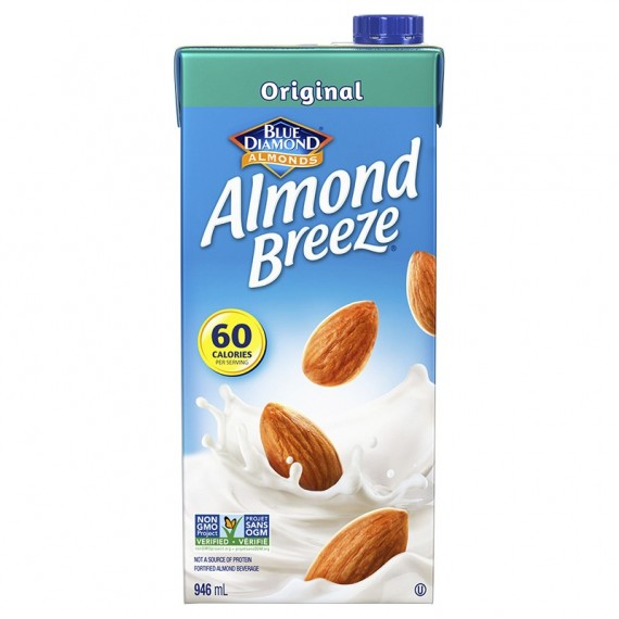 Sweetened Original Almond Milk 1L