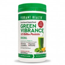 Green Vibrance +25 Billion Probiotics, 30 day drink