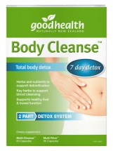 Body Cleanse Detox Package