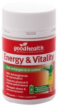 Energy and Vitality - 30 Capsules
