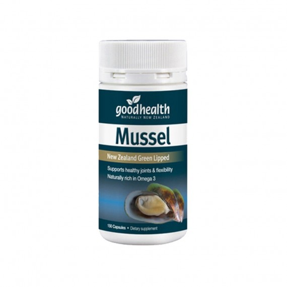Mussel Capsules 300mg 150's