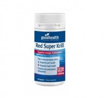 Red Super Krill 750mg - 60 Capsules