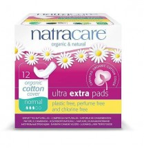 Natracare Ultra Extra Pads Normal (12)