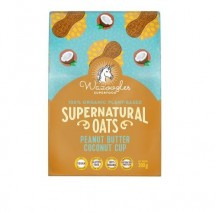 Wazoogles Supernatural Oats - Peanut Butter Coconut Cup - 300g