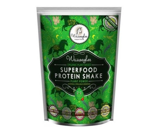 Wazoogles Plant Power Superfood Protein Shake 33g