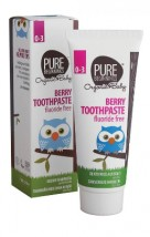 Toothpaste Berry Mint 75ml With Xylitol
