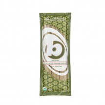 Organic Brown Rice & Wakame Noodles  - 250G