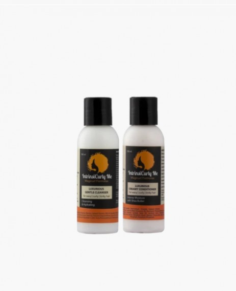 Double Combo - Travel Size - (Gentle Cleanser & Conditioner)