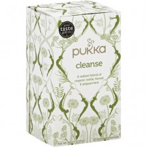 Cleanse - Nettle, Fennel & peppermint -  20's
