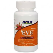 Eve Women's Multiple Vitamin - Iron Free - 120 VCapsules