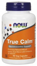 True Calm - 90 Vegetable Capsules