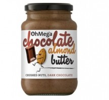 Chocolate Almond Butter 400g