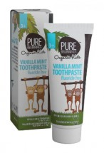 Toothpaste Vanilla Mint 75ml With Xylitol
