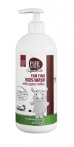 Fun Time Kids Wash 500ml Organic Rooibos