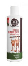 Fun Time Bubble Bath 250ml With Organic Aloe