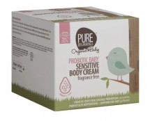 Baby Sensitive Body Cream 250ml Fragrance Free