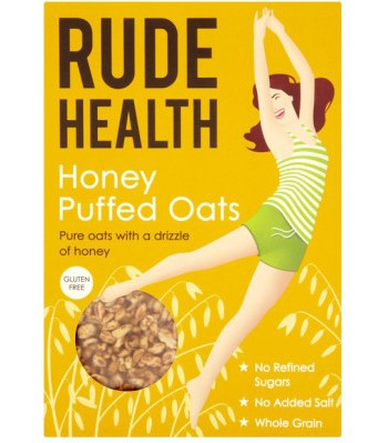 Honey Puffed Oats Gluten Free 240g