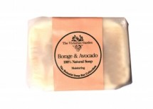 Borage & Avocado 100% Natural Soap 100G