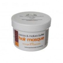 Cocoa & Mafura Butter Hair Mask with Orange & Rosemary 200ml