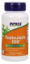 TestoJack 100mg - 60 Vegetable Capsules
