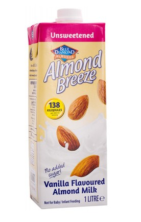 6-Pack-Vanilla Almond Milk 1L