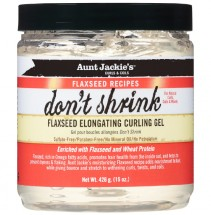 Don't Shrink Curling Gel with Flaxseed Oil - 426g