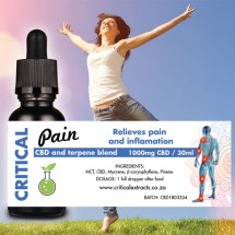 CBD Oil Pain - 30ml