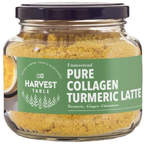 Turmeric Latte - Unsweetened Pure collagen - 220g