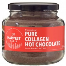 Hot Chocolate - Unsweetened Pure collagen - 220g