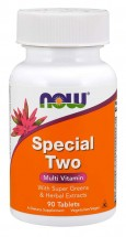 Special Two Multi Vitamin - 90 Tablets