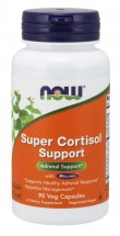 Super Cortisol Support with Relora - 90 Vegetable Capsules