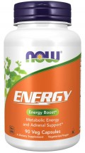 Energy - 90 Vegetable Capsules