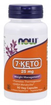 7-KETO 25 mg  - 90 Vegetable Capsules