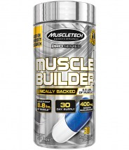 Muscle Builder Pro Series - 30 Tablets