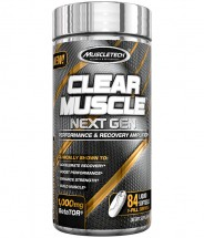 Clear Muscle Next Gen - 84 Tablets