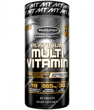 Essential Series Platinum Multi-Vitamin - 90 Tablets