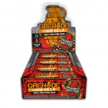 Carb Killa Bars Peanut Nutter - Box of 12