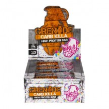 Carb Killa Bars Birthday Cake Bar- Box of 12