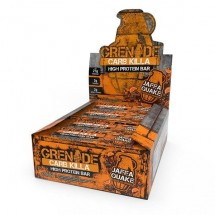 Carb Killa Bars Jaffa Quake- Box of 12