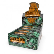 Carb Killa Bars dark Chocolate Mint- Box of 12