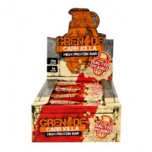 Carb Killa Bars White Chocolate salted Peanut- Box of 12