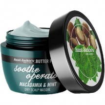 Soothe Operator – Macadamia & Mint Dry Scalp Conditioning Masque -