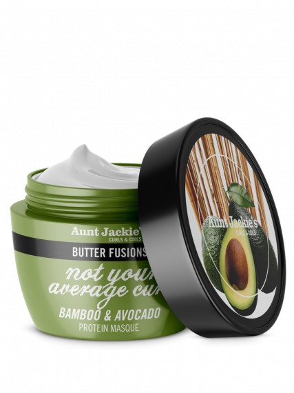 Not Your Average Curl – Bamboo & Avocado Protein Masque - 227g