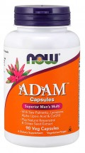 Adam Men's Multiple Vitamin - 90 Vegetable Capsules