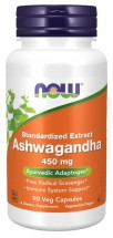 Ashwagandha 450mg - 90 Vegetable Capsules