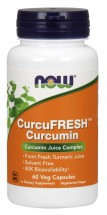 CurcuFresh 500mg - 60 vegetable Capsules