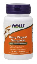 Dairy Digest Complete - 90 Vegetable Capsules