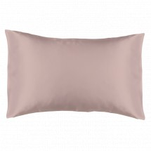 Single Satin Pillow Case -  Pink