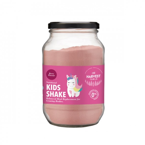 Girl Kids Shake BlueBerry